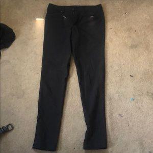 Black lulu lemon dress pants